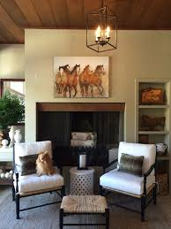 Classic Casual Home by Ranch House Living Room Before And After Classic Casual Home