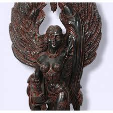morrigan celtic war goddess 12 inch statue maxine miller wicca