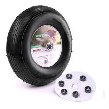toro personal pace 8 in replacement rear wheel drive wheel for