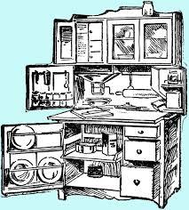 vintage hoosier kitchen cabinet free vintage digital stamps free digital stamp hoosier