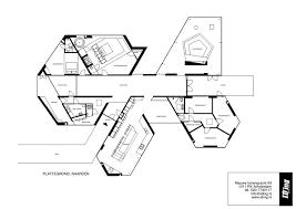 plan villa 4 0 netherlands by van gameren architecten