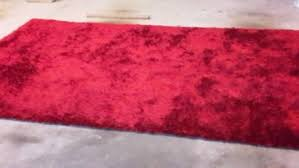 ikea red rug rugs u0026 carpets gumtree australia canada bay area