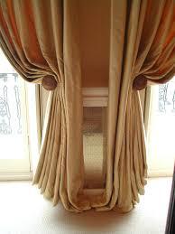 curtain holdbacks curtains with wood holdbacks curtain