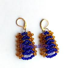 necklace with beads design images Beadination the old abuja connection bead earrings tutorial jpg