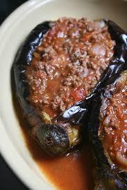 recette de cuisine turc aubergine farcie à la turque imam bayildi culinaire by