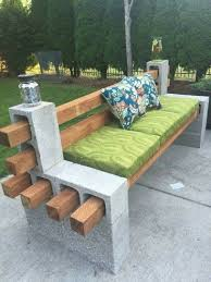 Plans For Making A Garden Table by Best 25 Homemade Outdoor Furniture Ideas On Pinterest Outdoor