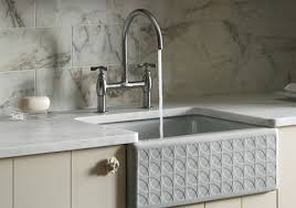What Is The Best Material For Kitchen Sinks by The Best Kitchen And Bathroom Sink Material Options Aj Madison