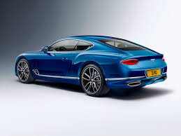 2018 bentley continental gt revealed bahrain yallamotor