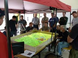 Wildfire Training by Wildfire U0026 Emergency Management Simtable