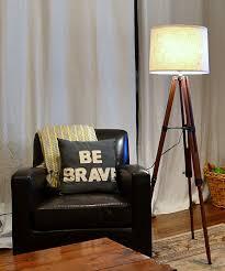 Pottery Barn Floor Lamps Diy Tripod Floor Lamp