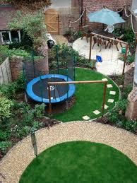 best 25 backyard trampoline ideas on pinterest ground