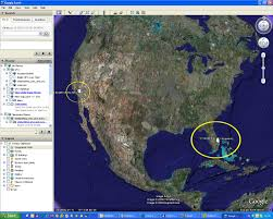 Google Map Of Florida Ufo Ufology Ufo Orb Fleet On Google Earth