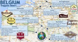 Beer Map Belgian Breweries Mojoemapsmojoemaps