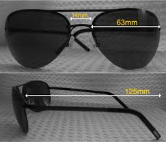How To Read Dimensions How To Read Sunglasses Dimensions
