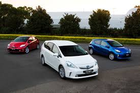 case study toyota hybrid synergy drive electric vehicle news may 2012
