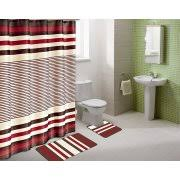 Burgundy Bathroom Accessories by Bathroom Sets