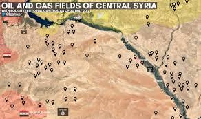 Homs Syria Map by Leshker On Twitter