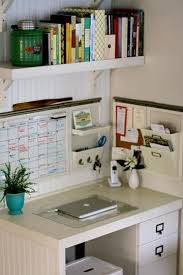 Small Kitchen Desk The Best Of Home Office Nooks Office Nook Organizations And Spaces