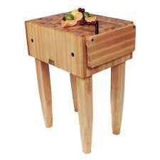 Kitchen Butcher Block Tables For Gourmet Food Preparation  Kool - Kitchen preparation table