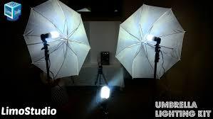 cheap umbrella lighting kit limostudio umbrella lighting kit unboxing setup review my toy