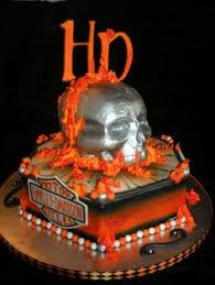 coolest evil skull birthday cake halloween cakes birthday cakes