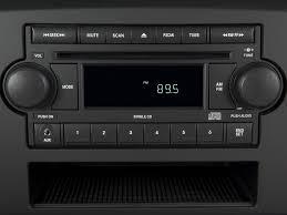 2007 dodge ram 2500 radio interior photo automotive com