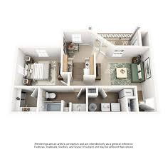 3 Bedroom Apartments Floor Plans 1 2 U0026 3 Bedroom Apartments For Rent Cooper Creek