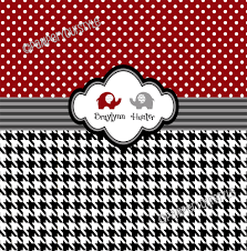 Black And White Polka Dot Curtains Alabama Shower Curtain Personalized Houndstooth And Damask