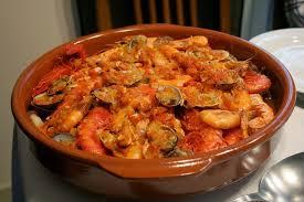 cuisine marseillaise recettes recette de zarzuela une bouillabaisse à l espagnole la zarzuela