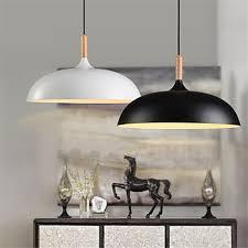 Cafe Pendant Lights Retro Pendant Lights Painting Wood Metal Dining Room Living Room