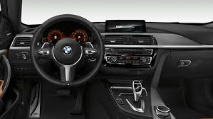 bmw 4 series gran coupe interior bmw 4 series gran coupé design