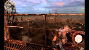 stalker call of pripyat misery mod the cement factory