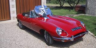 car gift bow gift bows for classic car hire e type jaguar classic car hire