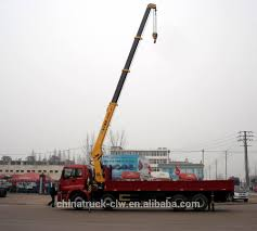 clw famous iveco dongfeng foton 8x4 mounted crane truck knuckle