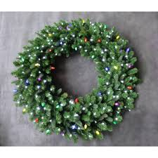 pre lit wreath battery christmas wreaths garland christmas decorations