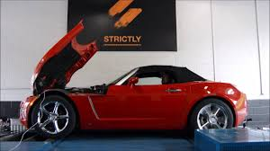 saturn sky red saturn sky turbo strictly tuned youtube