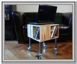 Folding Table On Wheels Small Table With Wheels Foter