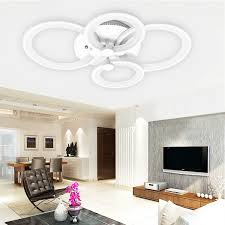 lights dimming in house modern 4 8 led ceiling lights dimming chandelier living room remote