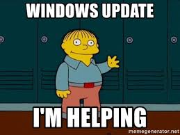 Simpsons Meme Generator - windows update i m helping ralph wiggum meme generator simpsons