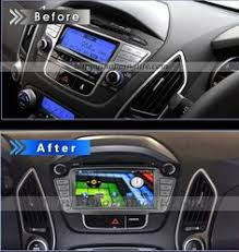 hyundai tucson navigation car dvd player gps navigation for hyundai tucson bluetooth