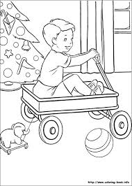 82 coloring pages images christmas coloring