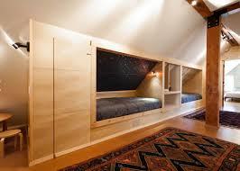 Attic Work Space Loft Style Bedroom Design At The Attic Small Design Ideas