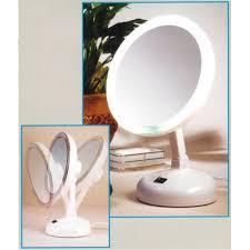 Makeup Lighted Mirror Choose Lighted Vanity Mirror Home Designs