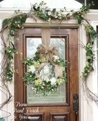 front door wreath ideas love this idea pool noodle turned wreath inexpensive way to make