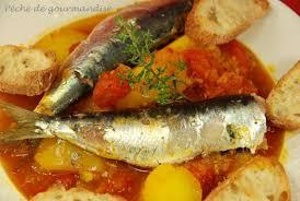 cuisiner des sardines fraiches bouillabaisse de sardines péché de gourmandise