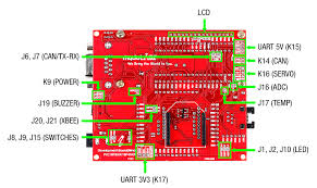 pic16f877a mini development board u2013 overview