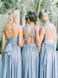 blue gray bridesmaid dresses fall bridesmaid dresses tulle chantilly wedding