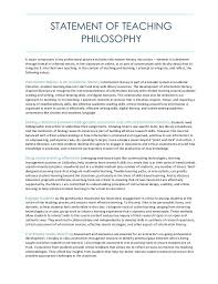 Student Teaching Resume Examples by Best 25 Teaching Philosophy Ideas On Pinterest Teaching