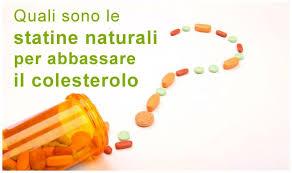 alimenti anticolesterolo abbassare il colesterolo alto senza statine
