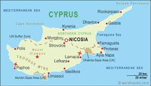 map of cyprus cyprus map cyprus maps and travel guides